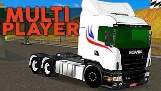 Download Grand Truck Simulator Multiplayer - Comboio + Carga de Combusítivel Video
