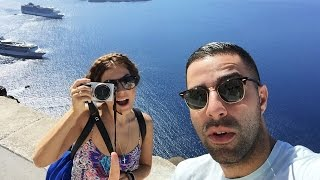 Download VLOG | Our Honeymoon In Greece: Santorini & Mykonos | Sona Gasparian Video