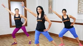 Download Bombay Jam Bollywood Dance Workout! Burn Calories While Having a Blast | Class FitSugar Video