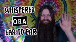 Download Binaural ASMR Whispered Q&A ear to ear Video