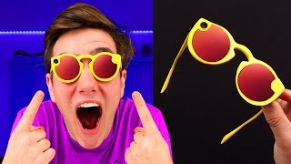 Download Mystery Color Snapchat Spectacles? Video