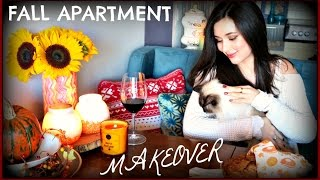 Download FALL APARTMENT AND CLOSET TOUR Video