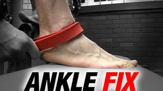 Download Ankle Sprain Fix and Prevention (IMPROVES SQUAT TOO!) Video