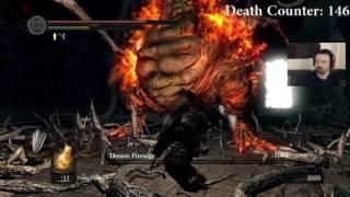 Download Dark Souls: The Redemption Run pt73 - Demon Ruins Revisited/Demon Firesage Boss Video