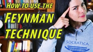 Download How to Use the Feynman Technique - Study Tips - How to Study Video