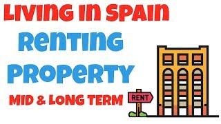 Download Living in Spain - Rental properties in Spain (mid, long-term) Video