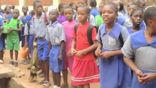 Download Nigerian school children Video