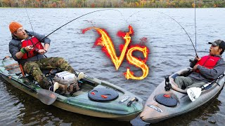 Download Sit On Kayak Vs. Sit In Kayak 2 Day Fishing Catch And Cook Adventure Video