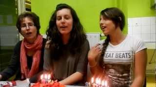 Download Feliz Aniversário em Grego e Árabe (L) Video
