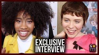 Download Sophia Lillis & 'Nancy Drew' Cast Talk Updating the Film & Its Message | Interview Video