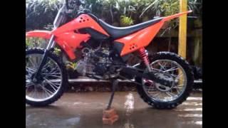 Download Video Modifikasi Motor Bebek 4tak Yamaha Vega-R Modif Trail Video