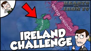 Download Hearts of Iron 4 HOI4 Democratic Ireland Takes UK Challenge Video