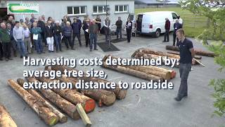 Download Teagasc Talking Timber 2018 – log quality requirements for timber buyers Video