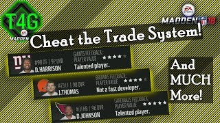 Download ✔️ Cheating The Trade System in Madden 18 (Go Green) Video
