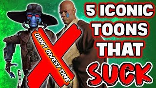 Download 5 Iconic Star Wars Characters That Are Horrible in Galaxy of Heroes (DON'T FARM!) Video