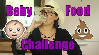 Download Baby Food Challenge and Exciting Announcement! Video