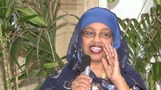 Download Deeqa Maxamed Siyad Barre - Gabadhii uu dhalay Geesigii Geeska Africa Video