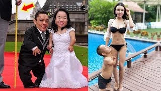 Download 10 Most Unusual Couples You Won't Believe Exist Video