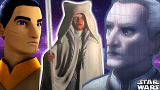 Download REBELS SERIES FINALE EXPLAINED - What Happened to Ezra and Thrawn? Video