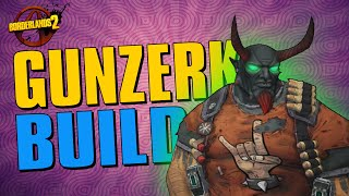 Download BORDERLANDS 2 - Salvador the Gunzerker Raid Destroyer Build! Video