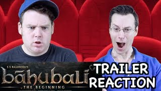Download Bahubali - The Beginning - Trailer Reaction Video