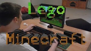Download The Real Lego Minecraft Video
