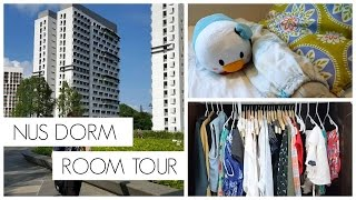 Download NUS Dorm Room Tour! Video