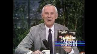 Download Blooper: Johnny Carson Can't Stop Laughing While Welcoming New Sponsor Video