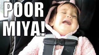 Download Poor Miya :( - Dancember 23, 2015 - ItsJudysLife Vlogs Video