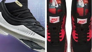 Download Steph Curry 5 ″NBA Finals″, Kobe Bryant A.D. NXT, adidas Bounce and more SNEAKERS on Heat Check Video