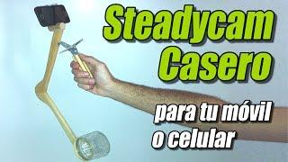 Download Steadycam o estabilizador de cámara casero, cómo se hace Video