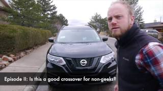 Download 2017 Nissan Rogue Star Wars Edition, Episode II: What about the non-Geeks? Review and Test Drive Video