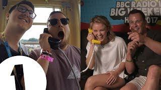 Download Zara Larsson's surprise phonebox call Video