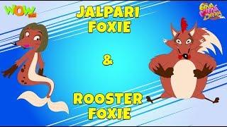Download Jalpari Foxie | Rooster Foxie - Eena Meena Deeka - Animated cartoon - Non Dialogue Video