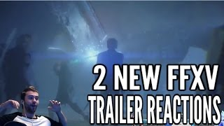 Download Final Fantasy XV ride together & stand together trailer reaction / review: Eminem rap song? Video