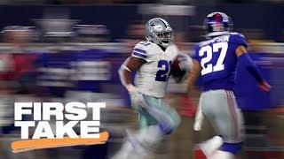 Download First Take reacts to Giants losing to Cowboys in Week 1   First Take   ESPN Video