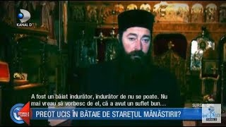 Download Stirile Kanal D (04.12.2017) - Preot, ucis in bataie de staretul manastirii? Editie COMPLETA Video