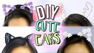 Download DIY Cute Headbands (Animal Ears) | JENerationDIY Video