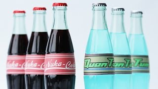 Download FALLOUT 4 NUKA COLA ft. Hannah Hart - NERDY NUMMIES Video