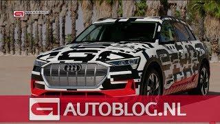Download Rijden met de Audi e-tron in Namibië Video