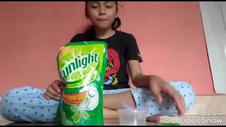 Download Cara membuat slime dari shampo dan sunlight Video