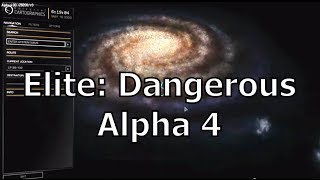 Download Elite: Dangerous - Alpha 4 - Trading, Pirates, Supercruise & A Whole Galaxy Video
