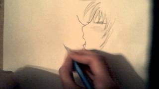 Download How to draw anime people kissing STEP BY STEP for beginners! Video