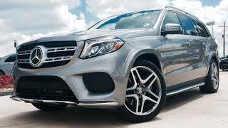 Download 2017 Mercedes Benz GLS Class: GLS550 4Matic Full Review /Exhaust /Start Up Video