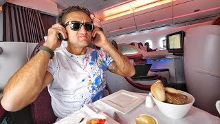 Download QATAR AIRWAYS A350 BUSINESS CLASS REVIEW; INCREDIBLE Video