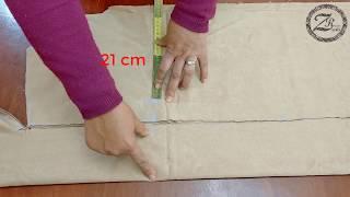 Download تفصيل جلابة بالخراط بشكل جديد وراقي Video