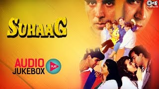 Download Suhaag Audio Songs Jukebox | Ajay Devgan, Akshay Kumar, Karisma Kapoor, Nagma | Hit Hindi Songs Video