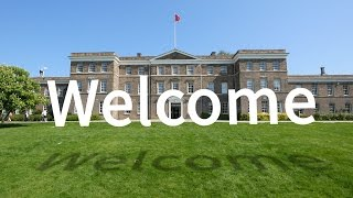 Download Welcome to the University of Leicester Video