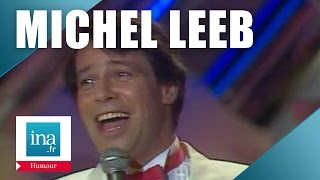 Download Michel Leeb ″Les accents″ | Archive INA Video