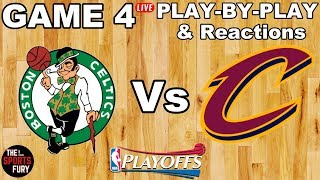 Download Celtics vs Cavs Game 4 | Live Play-By-Play & Reactions Video